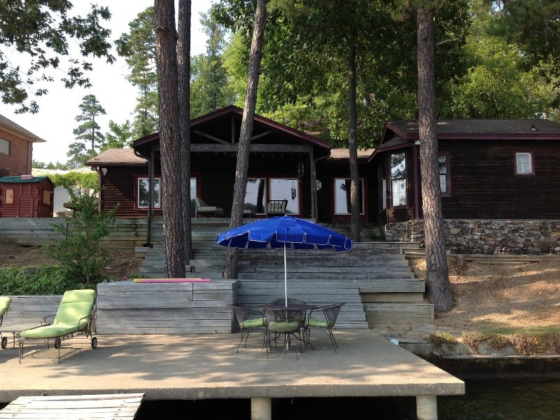 BEST VIEW on Lake Hamilton, holiday rental in Hot Springs