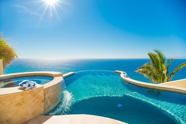 Spectacular Ocean Front 10 bedroom villa.  Best views in Cabo/Pedregal!, location de vacances à Cabo San Lucas