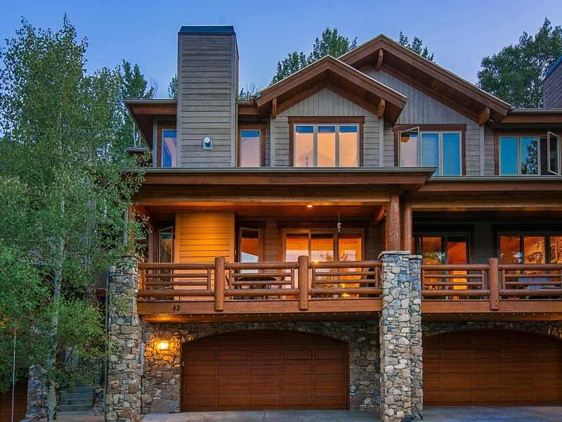 Deer Valley Luxury Townhome In Ideal Location near Main Street Park City – semesterbostad i Park City