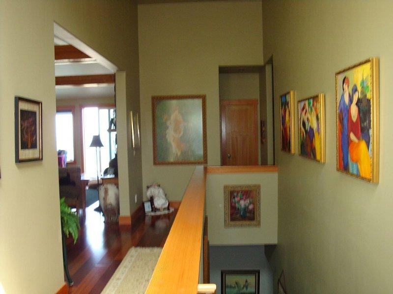 SEASIDE VILLA — 100 yds to private Maple Cove beach — 3,525 square feet, location de vacances à Langley