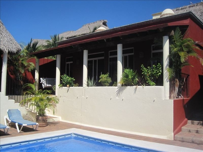 An oasis in the center of it all, vacation rental in Puerto Escondido