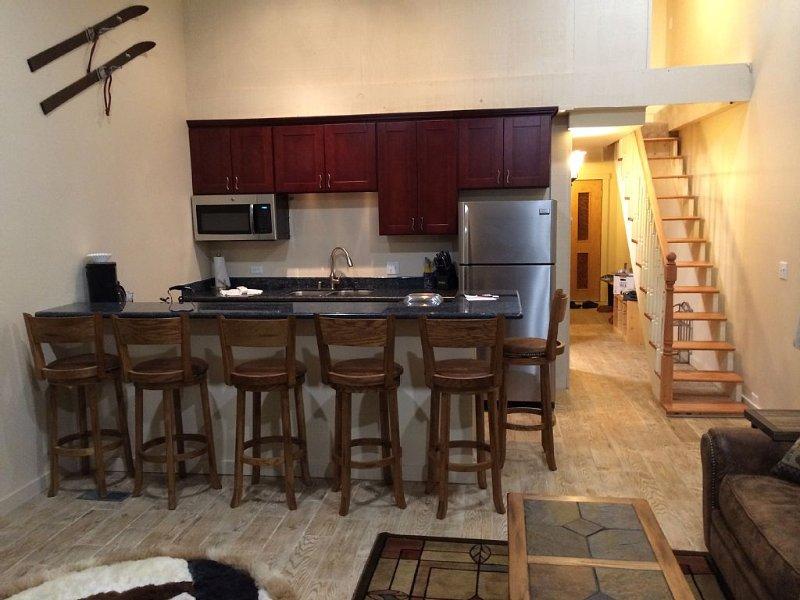 Northstar Ski-in Ski-out Ski Trails Remodeled 3 bedroom 2 bath Condo.Nonsmoking, vacation rental in Truckee