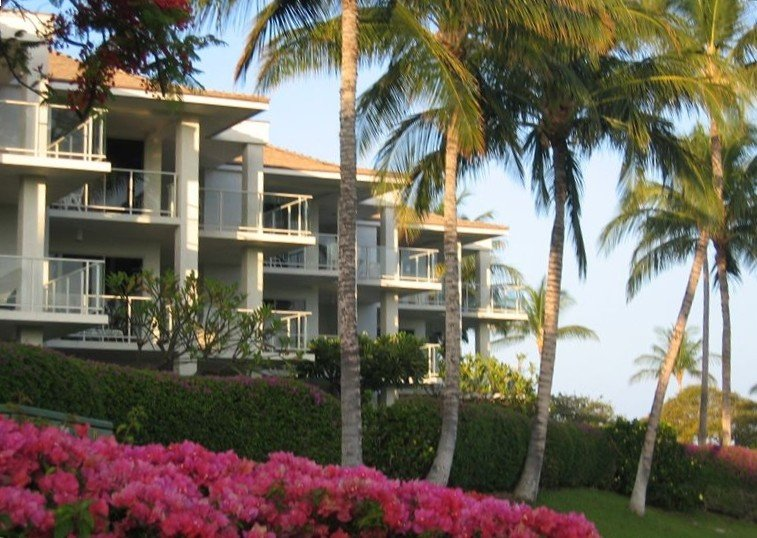 Renovated Luxury Condo with a Partical Ocean View A206, location de vacances à Kohala Coast
