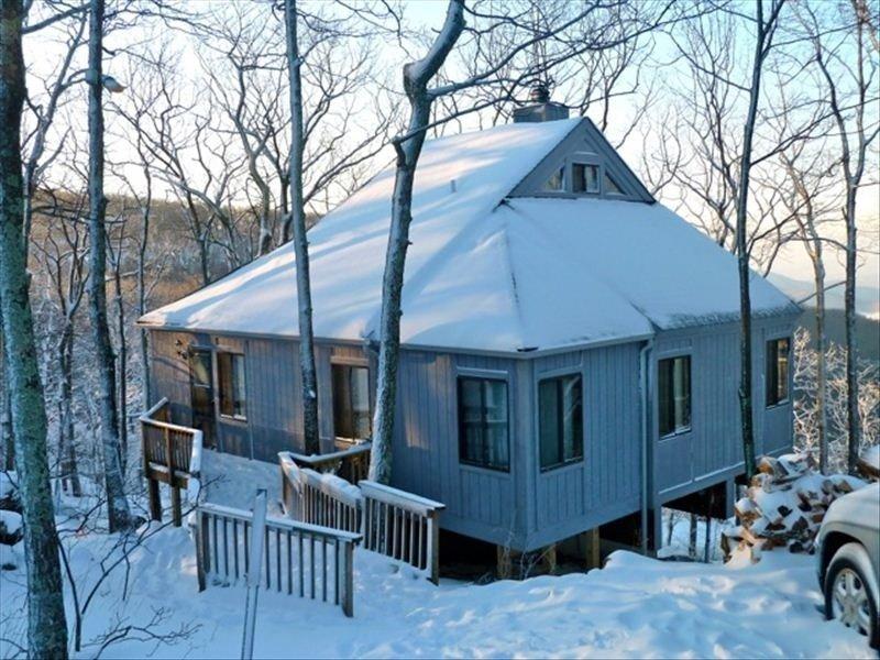 Eagle's Lookout Ski Retreat
