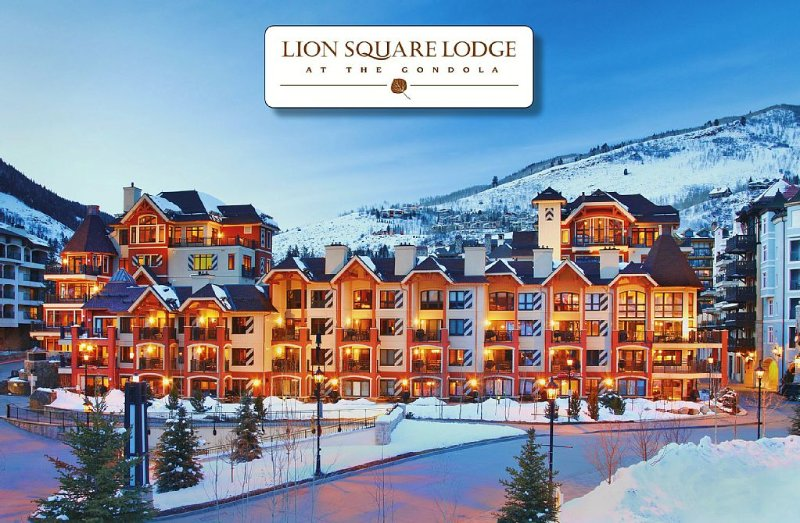 Heart of Lionshead - Platinum Condo - 100 Yards to the Gondola & Born Free Lifts, holiday rental in Vail