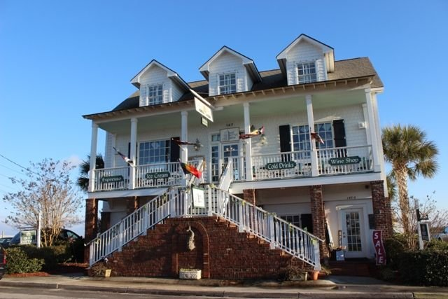 Historic Downtown Swansboro Walking To Shops, Restaurants, Water Activities, holiday rental in Cedar Point