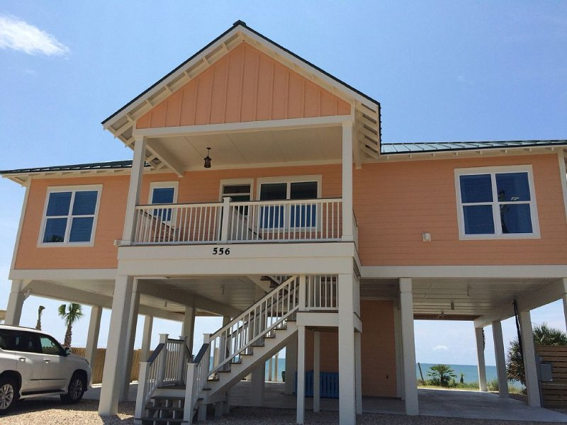 My Kinda Paradise 4 Bedroom/4 Bath With Private Pool. Beautiful Views, location de vacances à St. George Island