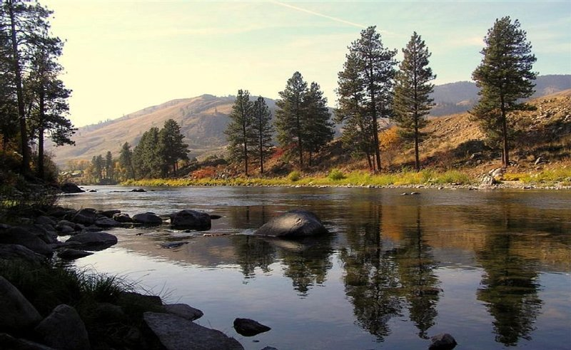 The Ranch  Is A Riverfront Property Nestled In The Historic Methow Valley, holiday rental in Brewster