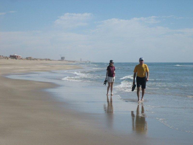 """Yoga – Golf – Birding: an Oasis Retreat on Best Beach in Rocky Point"", vacation rental in Puerto Penasco"
