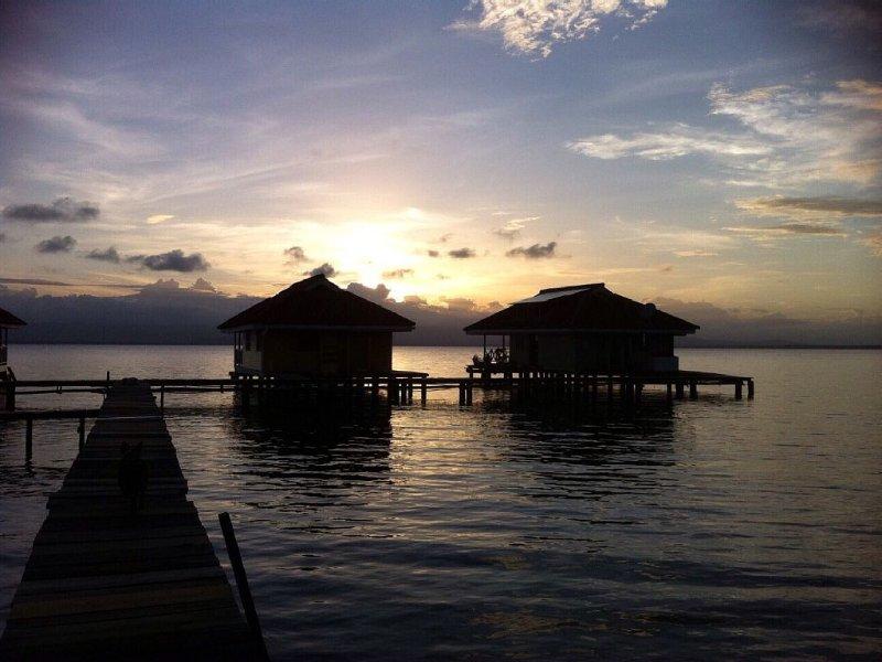 Bocas Villas - Private Acqua Villas – semesterbostad i Isla Bastimentos