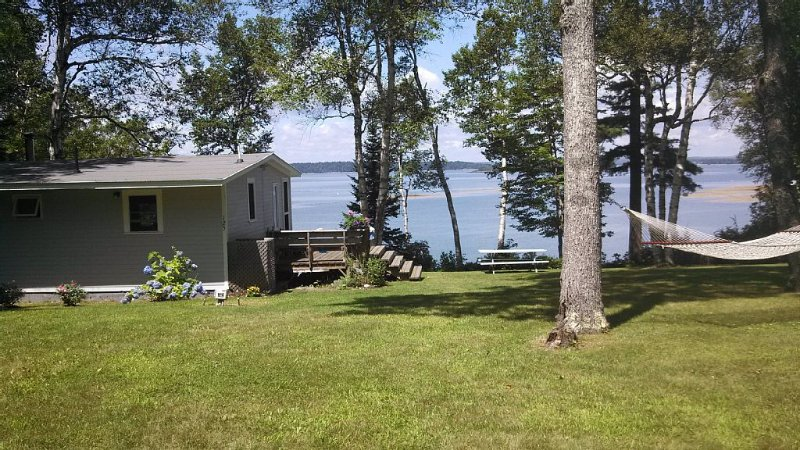 Spectacular Views, Peaceful & Private, alquiler de vacaciones en Harpswell