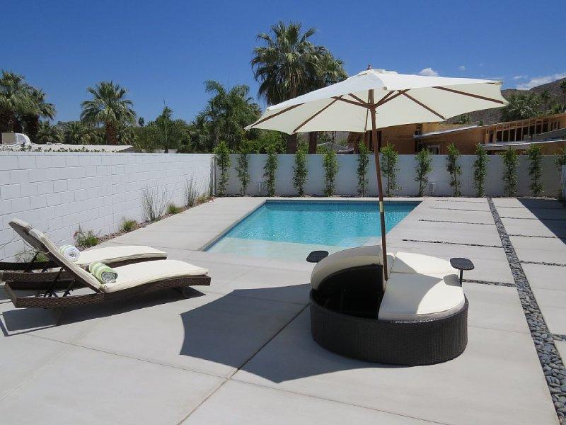 Rancho Mirage Mid Century Modern Elegance, holiday rental in Rancho Mirage