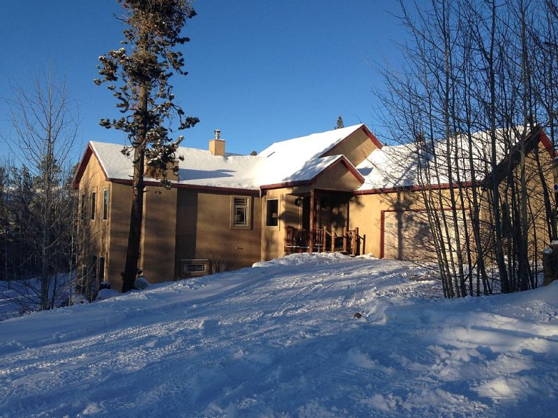 Beautiful Modern Mountain Home Near Breckenridge, holiday rental in Fairplay