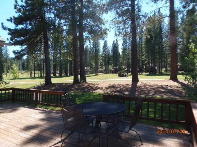 Beautiful Getaway On Plumas Pines Golf Resort, holiday rental in Beckwourth