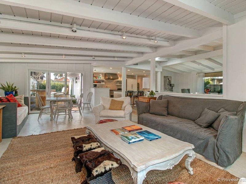 Classic Del Mar Beach Living, vacation rental in Del Mar