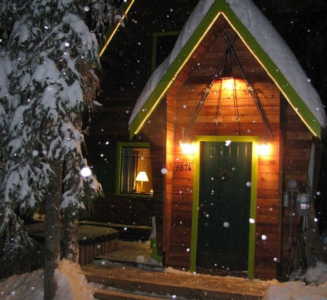 Private Wonderland!!, holiday rental in Silver Star
