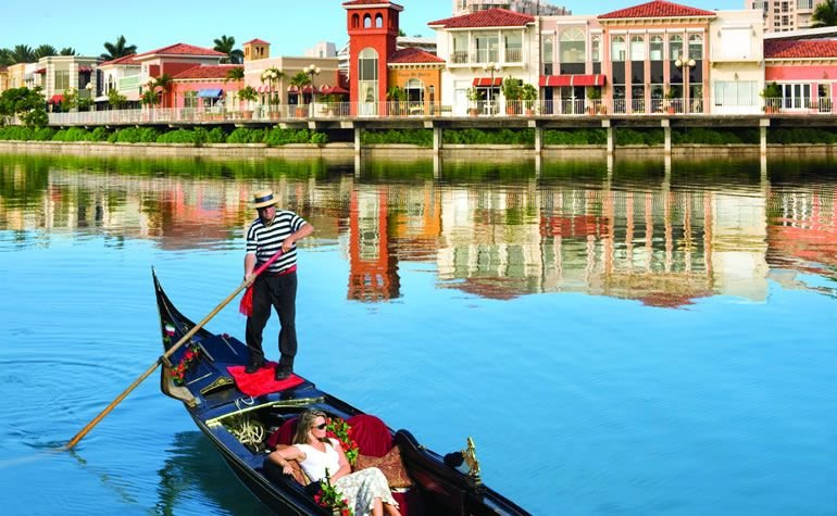 Enjoy shopping & dining at Venetian Village.  10 minute walk from the house.