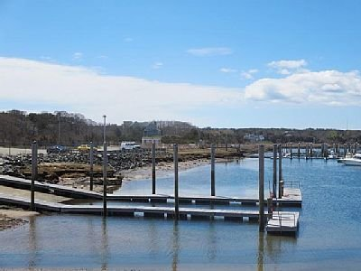 Boat Ramp at Sesuit - public - easy access