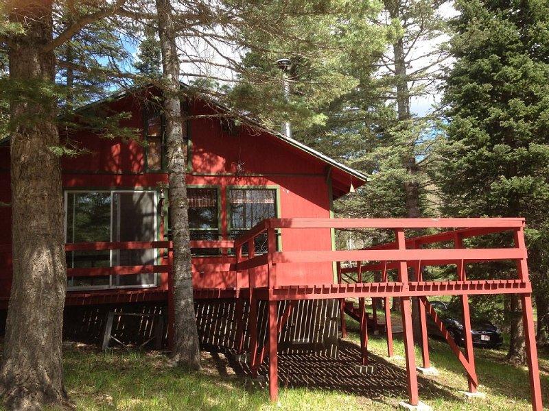 Beautiful Mountain Property Near San Isabel Lake Family-Friendly, alquiler vacacional en Beulah