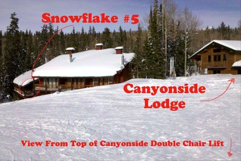 Ski in - Ski Out Condo Right by the Main Lodge!!!, aluguéis de temporada em Beaver