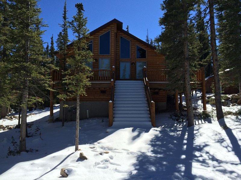 Beautiful Family Friendly Mountain Home near Breckenridge, casa vacanza a Fairplay