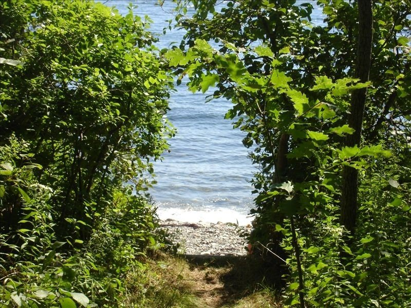 Ashgrove--Farm and Gardens on the Ocean, vacation rental in Lincolnville