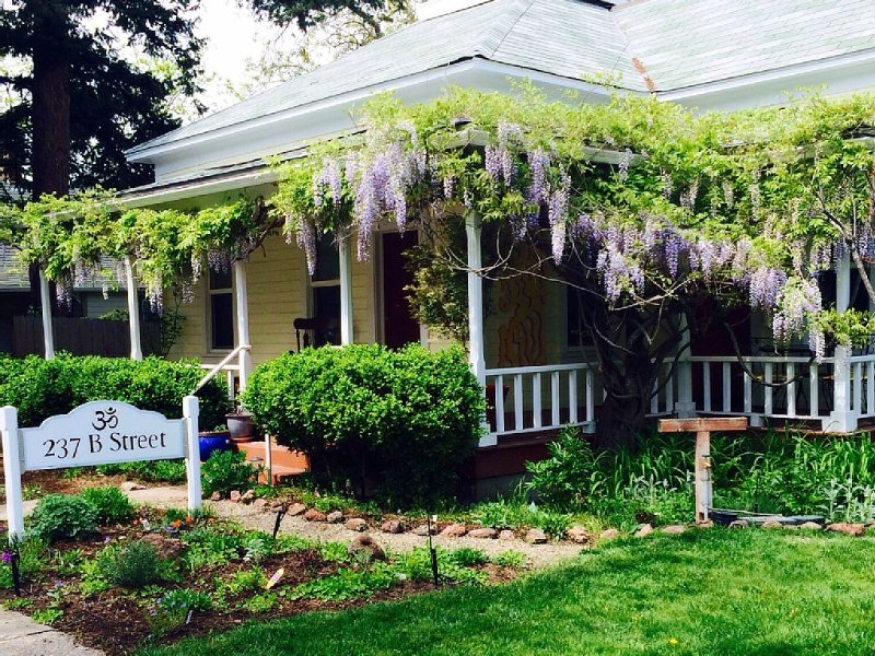 Beautiful Historical Home 2 Blocks from Theater and Plaza!, vacation rental in Ashland