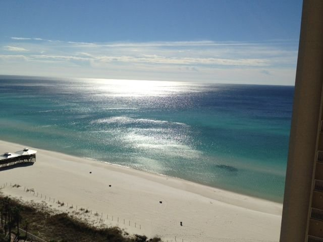 Gulf Front Getaway With Great View of Pool & Beach From Balcony. No Clubs  Fees, vacation rental in Panama City Beach