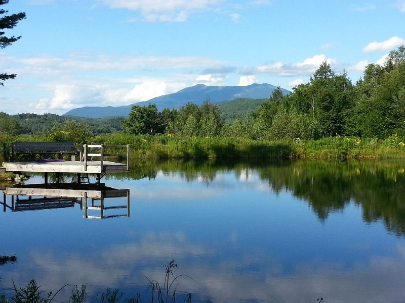 Jericho VT - Green Mountain Winter Getaway..., holiday rental in Underhill Center
