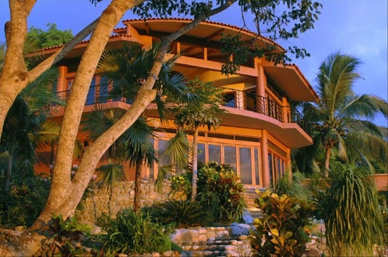 Spectacular Ocean View, Large 2 BR Custom Home + optional 1 BR Bungalow, holiday rental in Sayulita