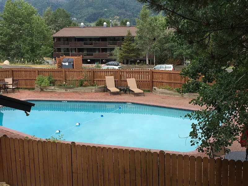 Mountain Getaway----- Book now for a trip to remember, location de vacances à Steamboat Springs
