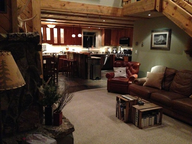 Custom Frisco Mountain Home, holiday rental in Frisco