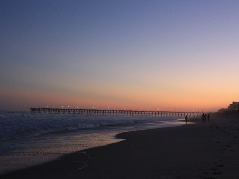 Steps Away from the Beach With Private Access, Wonderful View, holiday rental in Surf City