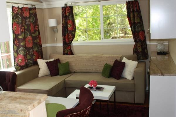 AVAIL MARCH 4! A Peaceful Modern Creekfront Cottage In Silicon Valley, vacation rental in Sunnyvale
