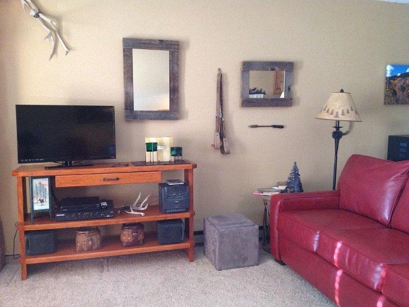 Premier Studio/Condo, holiday rental in Hot Sulphur Springs