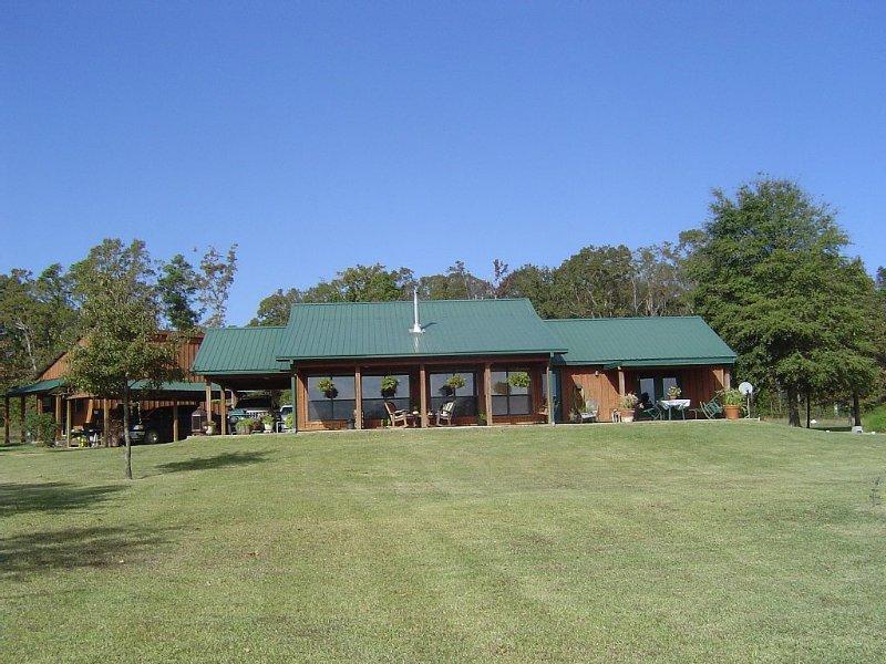 Da Lake Cypress Lakefront Home - 40 Jean Dixon Ct.  Many, LA  71449, holiday rental in Milam
