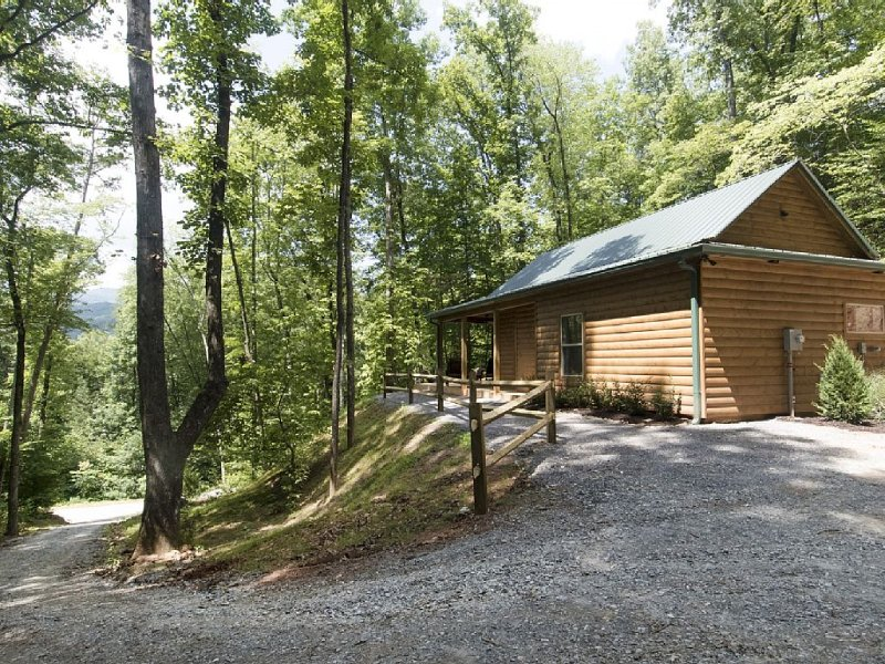 Beautiful New Cabin In Wooded Setting Near New Casino, Ferienwohnung in Andrews
