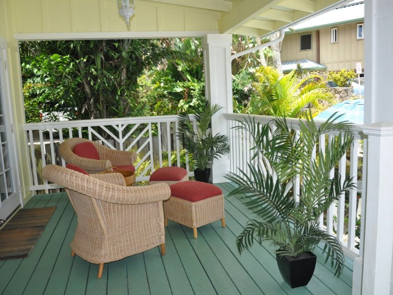 Jewel of Sunset Point at World Famous Sunset Beach, holiday rental in Haleiwa