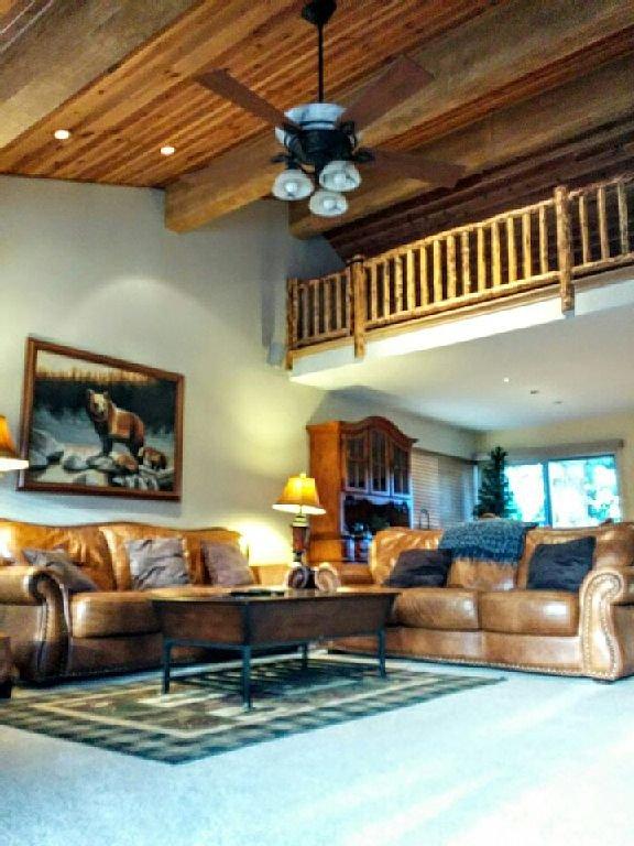 Great Room and Loft (Nessun accesso al loft)
