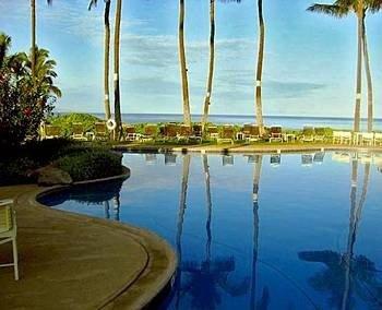 Beachfront Pool with Pavillion