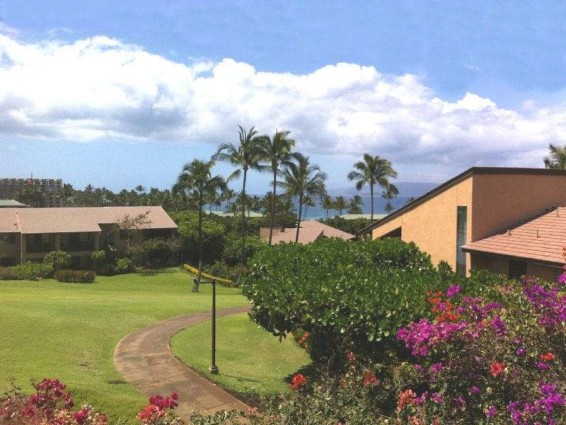 Luxurious Tropical Retreat  Wailea Ekahi Unit - 31 D, holiday rental in Wailea