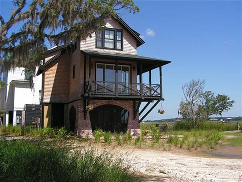 Deep Water Cottage - New House 2008, location de vacances à Seabrook