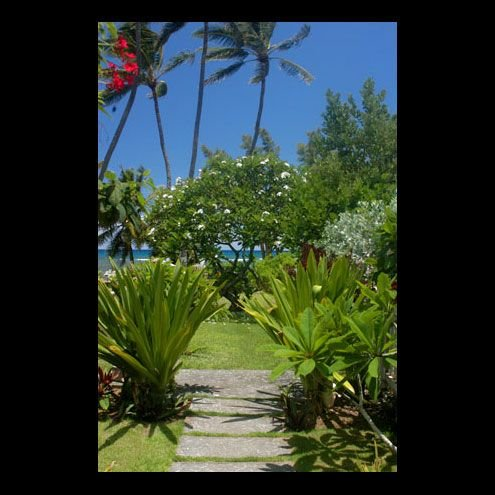**Beautiful Oceanfront Hideaway**, vacation rental in Waialua