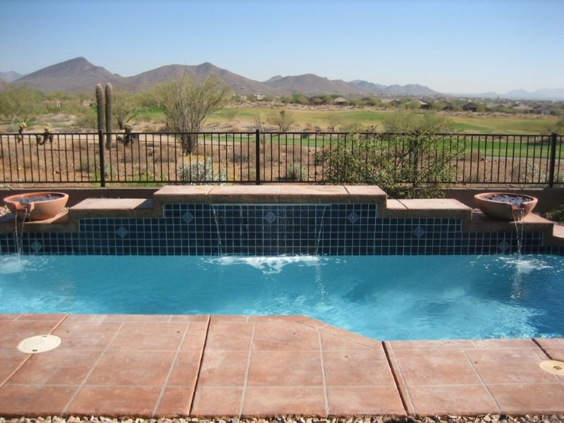 Country Club Home : Heated Pool with Mountain & Golf Views, holiday rental in Anthem