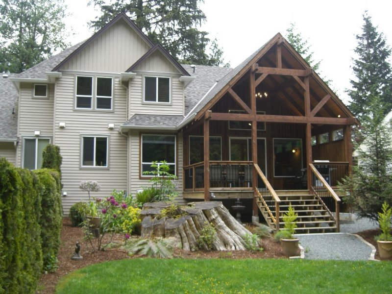 Harrison Chalet at Harrison Hot Springs, vakantiewoning in Lake Errock