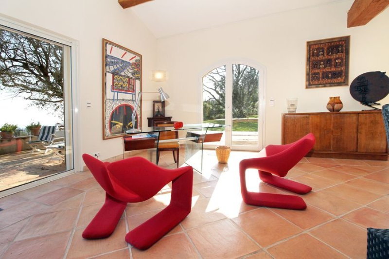 Close to  St Paul de Vence - Recent Villa, Stunning Views, location de vacances à Vence