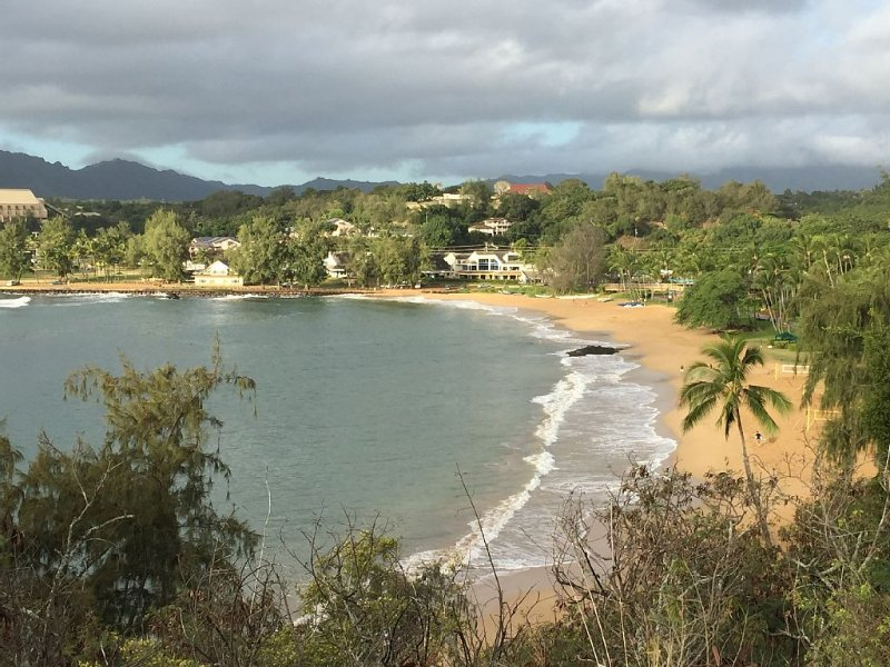 Updated, Affordable, Great Central Location, Beach Across Street!, aluguéis de temporada em Lihue