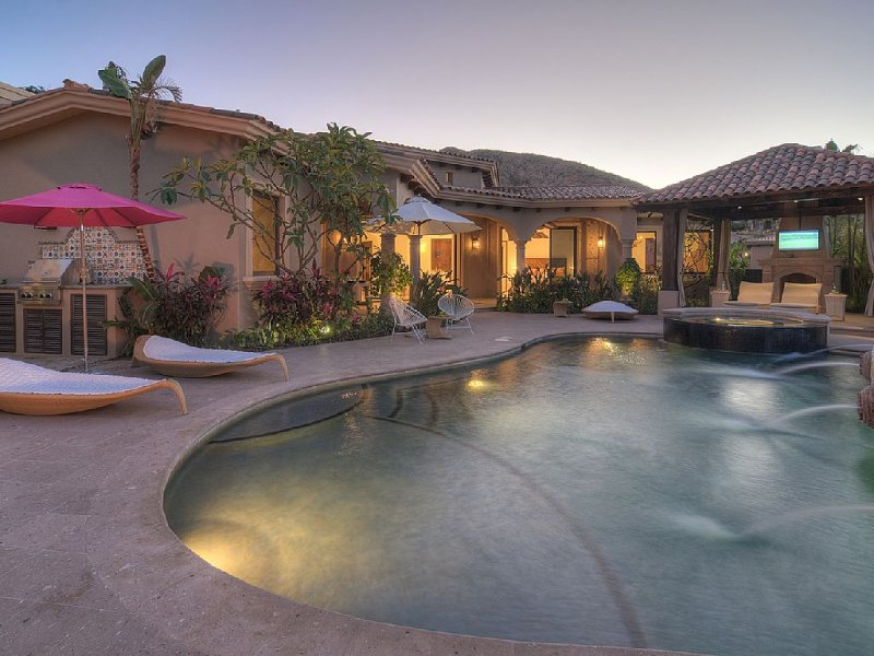 Breathtaking Views, Completely Private Pool, Adjacent to One&Only Palmilla – semesterbostad i San Jose Del Cabo