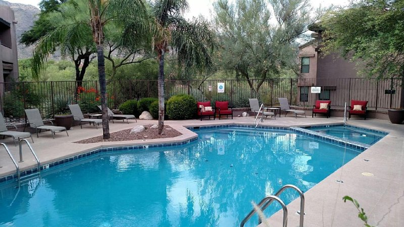 Great condo in the Sabino Canyon area!!! Check out our reviews!!!, alquiler vacacional en Tucson