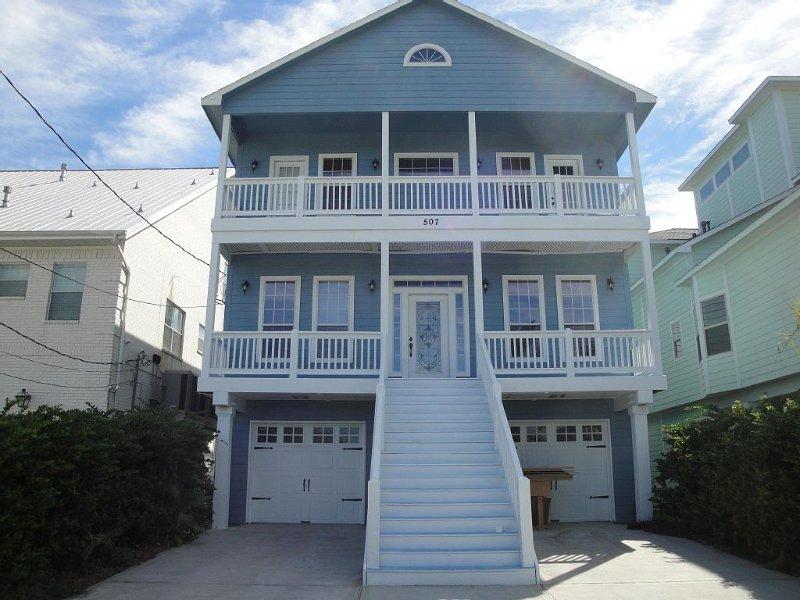 Vacation Rental Home Next To Kemah Boardwalk, location de vacances à La Porte
